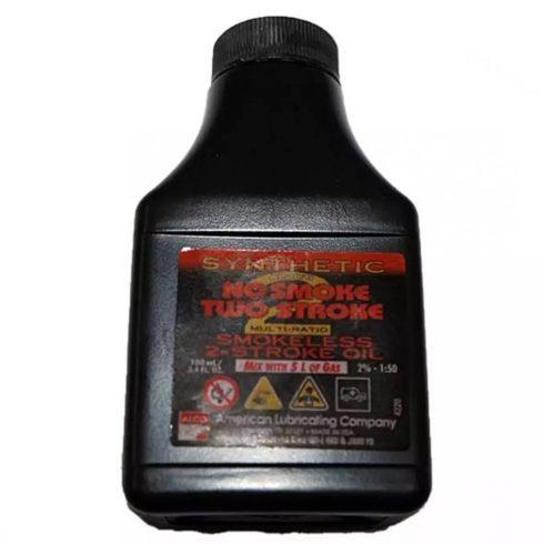 Alco® 2T motorolaj teljesen szintetikus - kétütemű motorokhoz - üzemanyag stabilizálóval - 00125 -Made in USA- eredeti minőségi alkatrész*