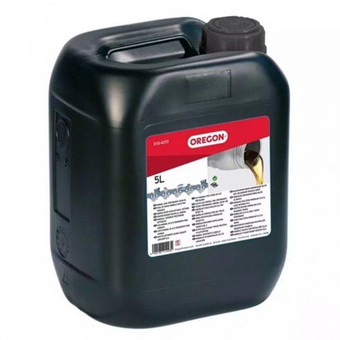 Oregon® csúcsminőségű ásványi lánckenő olaj -  5 liter -010-4936-eredeti minőségi alkatrész*