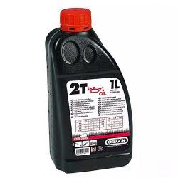 Oregon 2T motorolaj -  1 liter - piros * **