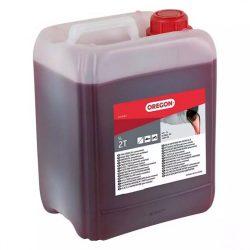 Oregon 2T motorolaj -  5 liter - piros * **