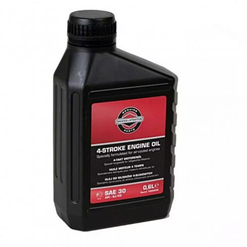 Briggs & Stratton® motorolaj - 4 ütemű motorokba  - 0.6 liter - 0100005E - eredeti minőségi alkatrész*
