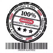 Oregon 2T motorolaj -  1 liter - adagolós flakon - piros * **