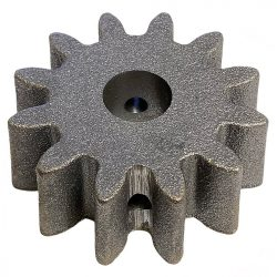 Altrad betonkeverő fogaskerék - 190 LSA - z12 ( stiftelt ) - alkatrész * ** ***