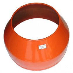 Agrimotor dob felső - drum bottom - B 1910 FK - ( 53024287 ) - betonkeverő alkatrész * **