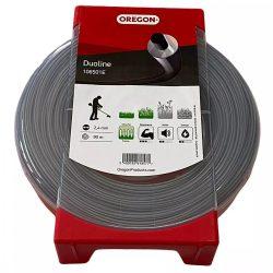 Oregon fűkasza damil 2.4 mm Duoline kerek profil - 90 fm - 106501- Made in EU - eredeti minőségi alkatrész * **