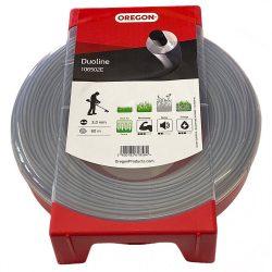 Oregon fűkasza damil 3.0mm Duoline kerek profil - 60 fm - 106502- Made in EU - eredeti minőségi alkatrész * **