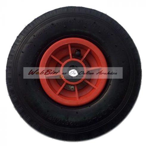 Molnárkocsi kerék műanyagfelnis, tűgörgős 3.00-4 (260x85)