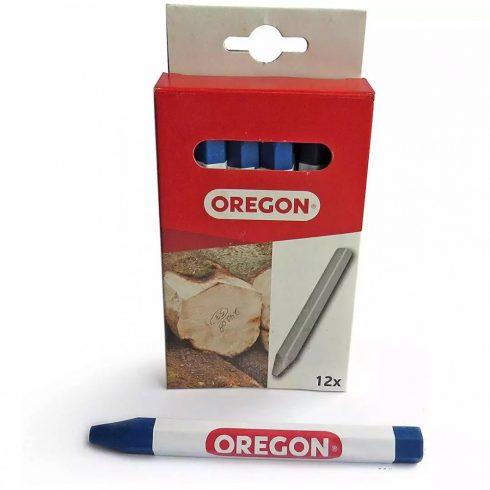 Oregon® jelölőkréta kék - 12 db - 295360 - eredeti minőségi alkatrész*