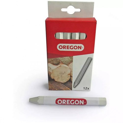 Oregon jelölőkréta fehér - 12 db - alkatrész * **