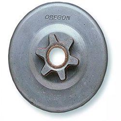 """Oregon csillagkerék tűgörgővel - McCulloch - Mac-110, Mac-130, Mac-140 fix 3/8""""-6 -  alkatrész * **"""