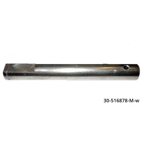 Alko betonkeverő tengely rövid eredeti alkatrész ( ZB1201S ) * ** ***