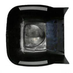 Agrimotor fűgyűjtő alsó - lower catcher -   FM 33 elektromos fűnyíró alkatrész * **