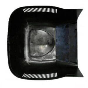Agrimotor® fűgyűjtő alsó - lower catcher -   FM 33 elektromos fűnyíró - 51035308 - eredeti minőségi alkatrész*