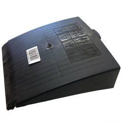 Agrimotor zárófedél - real flap - FM33 - FM38 - KK35 - KK38 - fekete alkatrész * **