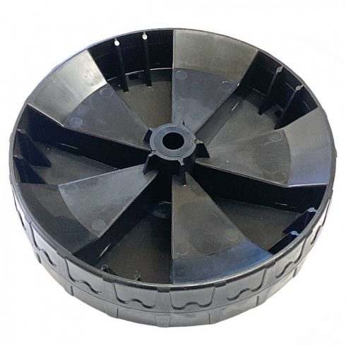 Agrimotor® 51064853 elektromos fűnyíró kerék  ∅ 160 mm - wheel - eredeti minőségi alkatrész*