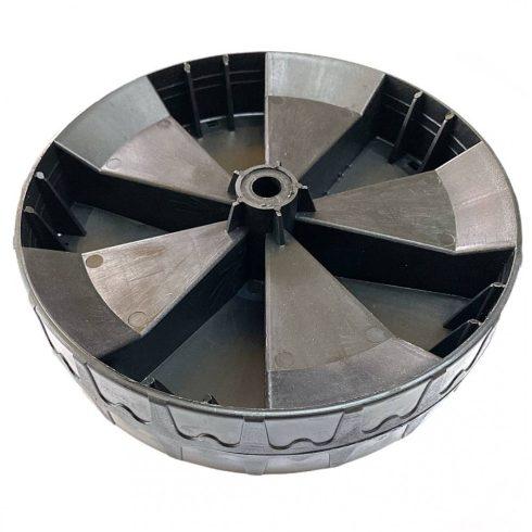 Agrimotor® elektromos fűnyíró hátsó kerék - wheel rear - KK 40 - 51064854 - 18 cm - eredeti minőségi alkatrész *