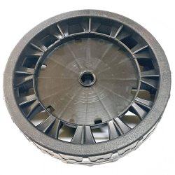 Agrimotor első kerék - wheel front - ( FM 3310 elektromos fűnyíróhoz, dísztárcsa nélkül ) fűnyíró alkatrész * **