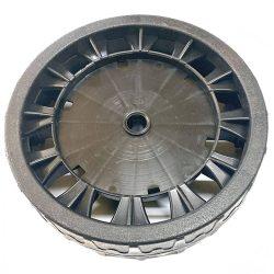 Agrimotor hátsó kerék - wheel rear - ( FM 3310 elektromos fűnyíróhoz, dísztárcsa nélkül ) fűnyíró alkatrész * **