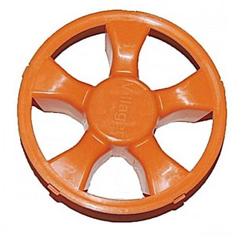Agrimotor első dísztárcsa - wheelcap front - ( 2012 gyártású - FM 3310 elektromos fűnyíróhoz ) 117 - alkatrész * **