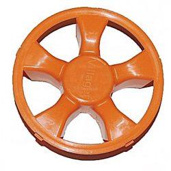 Agrimotor hátsó dísztárcsa - wheelcap rear - ( 2012 gyártású - FM 3310 elektromos fűnyíróhoz ) 118 - alkatrész * **
