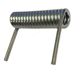 Agrimotor zárófedél rugó - rear flap spring - FM33 - FM38 - KK35 - KK38 - KK40 - KK42