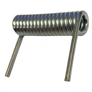 Agrimotor zárófedél rugó - rear flap spring - FM33 - FM38 - KK35 - KK38 - KK40 - KK42 fűnyíró alkatrész * **