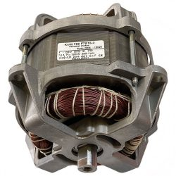 Agrimotor 1500 W elektromos fűnyíró motor - KUM762F7815-2 - Made in Hungary -  KK40 - eredeti minőségi alkatrész * ** ***