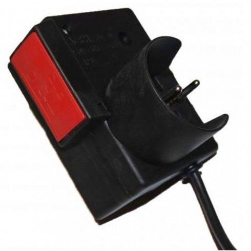 Agrimotor elektromos fűnyíró kapcsoló /kétkezes biztonsági indítás/ - switch control - KK40 - KK42 - 51163244 - eredeti minőségi alkatrész*
