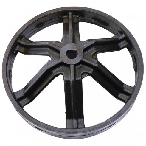 """Agrimotor® betonkeverő szíjtárcsa  - belt disc """"C-F"""" - B130-B150 - 53013314 - eredeti minőségi alkatrész*"""