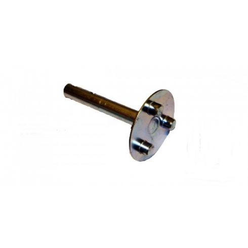 Agrimotor® betonkeverő kuplung tengely 3 csapos CM -  eredeti minőségi alkatrész *
