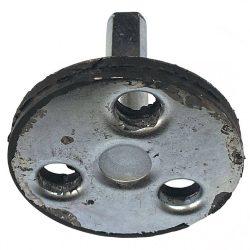 Agrimotor kuplung tengely CM - betonkeverő alkatrész * **