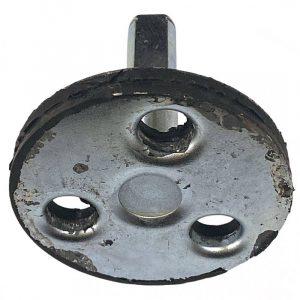 Agrimotor® betonkeverő kuplung tengely CM - eredeti minőségi alkatrész * **