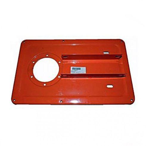 """Agrimotor® 53014597 betonkeverő hajtásház alaplap - bed-plate of driver case - """"F"""" - B130 L - B150 L -  eredeti minőségi alkatrész*"""