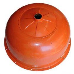 Agrimotor dob alsó - drum bottom  B 1308 - betonkeverő eredeti minőségi alkatrész * **