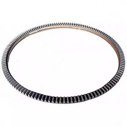 Agrimotor fogas koszorú  - vastag - peremes - gear ring B 1510 betonkeverő alkatrész * **