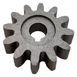 Agrimotor betonkeverő fogaskerék fém z12 - ékes alkatrész * **