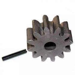 Agrimotor betonkeverő fogaskerék z12 - ( illesztőszeges - stiftelt * ) - ( B 1308 - B 1510 ) alkatrész * **