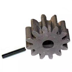 Agrimotor betonkeverő fogaskerék z12 - ( illesztőszeges - stiftelt * ) - ( B 1308 - B 1510 ) eredeti minőségi alkatrész * ** *** ****