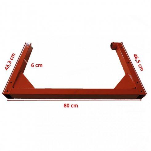 Agrimotor® betonkeverő váz - frame   B 1308 - eredeti minőségi alkatrész * **