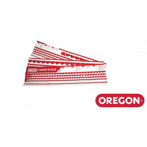 Oregon láncmérő sablon - 533129 - eredeti minőségi alkatrész*