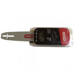 Oregon láncvezető - COMBO - 3/8 - 1,3mm - 38cm (15 col) - 56 szemes + 2 db 91BPX lánc - eredeti alkatrész * **
