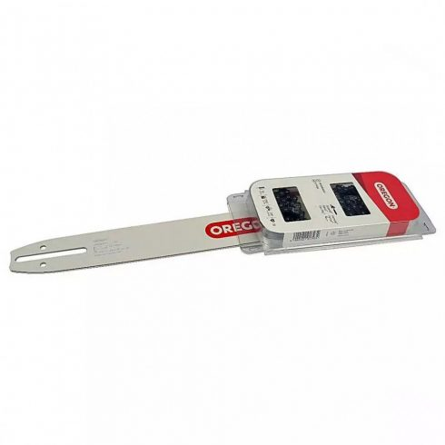 """Oregon®  COMBO  1db  160SDEA041 láncvezető - Low Profile™- 3/8"""" - 1. 3 mm - 40 cm /16""""/ - 56 szem + 2 db 91P056 lánc - 543483 - eredeti minőségi alkatrész*"""