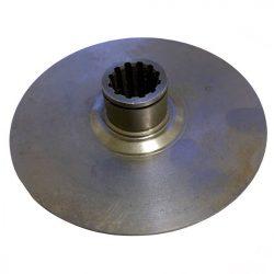 Agrimotor kuplung alsó Aratrum51 / Rotalux5 - rotációs kapálógép alkatrész * **