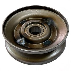 Agrimotor ékszíj kuplung feszítő görgő Aratrum51 / Rotalux5 - 1520 - rotációs kapálógép alkatrész * **
