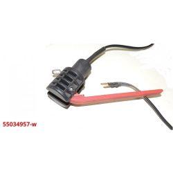 Agrimotor  stopkapcsoló - vészleállító - Aratrum több tipus - rotációs kapálógép alkatrész * **