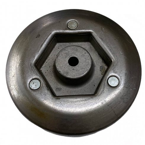 Agrimotor  kuplung felső - Aratrum51 / Rotalux5 - rotációs kapálógép alkatrész * **