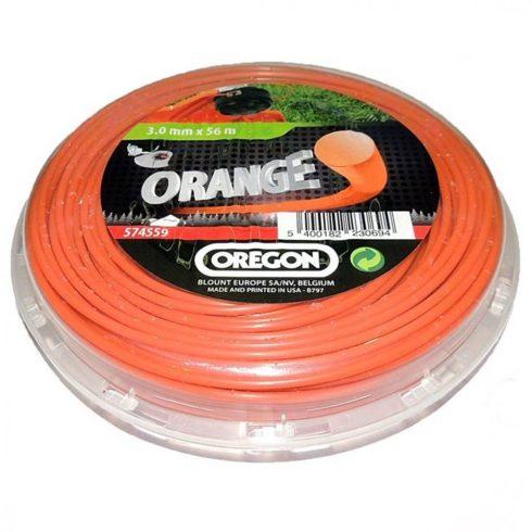 Oregon® 574559 fűkasza damil ∅ 3.0 mm kör profil - 56 m - eredeti minőségi alkatrész*