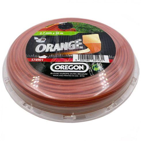 Oregon® 574901 fűkasza damil ∅ 2.7 mm négyszög profil - 56 m - eredeti minőségi alkatrész*