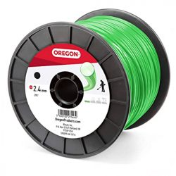 Oregon fűkasza damil 2.4 mm kerek profil - zöld - 69-366 - Made in USA - eredeti minőségi alkatrész * **