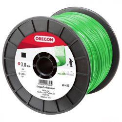 Oregon fűkasza damil 3.0 mm szögletes profil - zöld - 69-422 - Made in USA - eredeti minőségi alkatrész * **